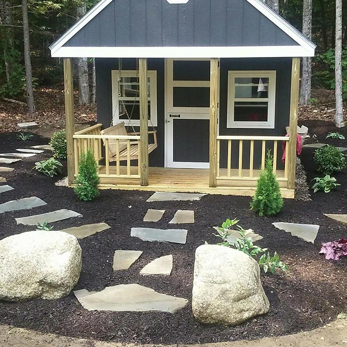 Commercial Property Landscape Design: Landscaping, Drainage & Snow Plowing Services