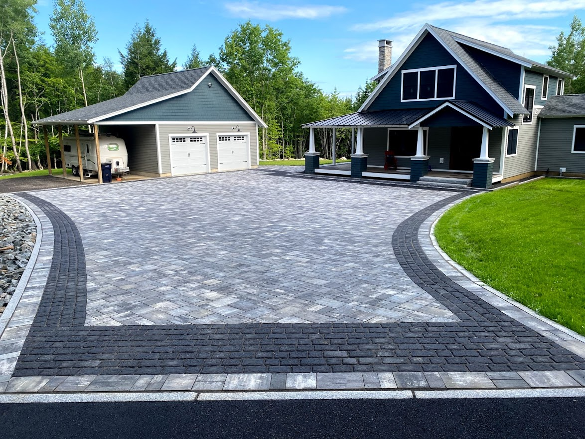 Harbor Shore Landscaping Orrington Brewer Me Landscaping Drainage Snow Plowing Services